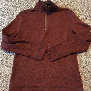 Young men's sweater pullover